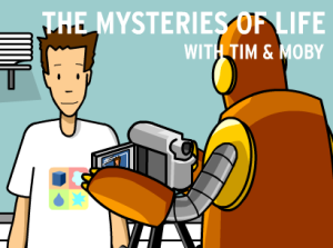 """Trusted sources,"" Tim & Moby"