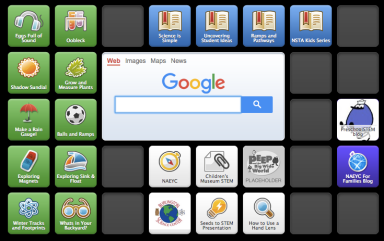 Click to be directed to my PreK STEM Symbaloo page!